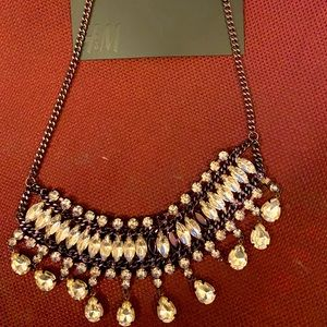 H&M necklace new